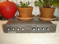 Sound Workshop 223AB 223A Blue Label Version, Electronic Crossover, Vintage Rack