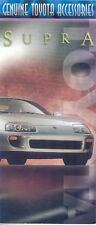 1993 1994 1995 Toyota Supra Accessories Brochure mx1583-2NV6LN
