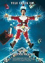 NATIONAL LAMPOON'S CHRISTMAS VACATION - BRAND NEW & SEALED R4 DVD (CHEVY CHASE)