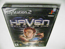 Haven: Call Of The King (Sony PlayStation 2) BRAND NEW FACTORY SEALED