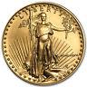 1986 1/2 oz Gold American Eagle BU (MCMLXXXVI) - SKU #6459