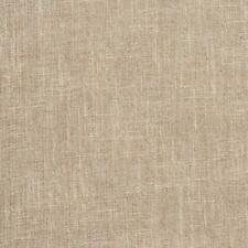 Essentials Chenille Upholstery Drapery Fabric Tan / Flax