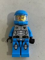 nuevo! Lego Dark Azure robot sidekick Galaxy Squad Salomón Blaze 70703 espacio