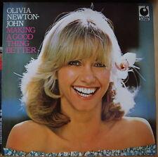 OLIVIA NEWTON JOHN MAKING A GOOD THING BETTER RARE SOUNDS SUPERB EEC PRESS LP LP