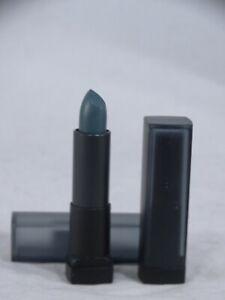 2 Maybelline Color Sensational Powder Matte Lipsticks #706 Smoky Jade Gray