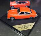 Jaguar Mk2 240 Saloon Red 1967 1:43 Diecast Model Car Vitesse