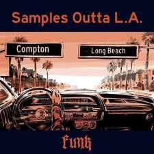 Artistes Divers - ECHANTILLONS Outta L. A. FUNK NOUVEAU CD