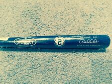 "Derek Jeter Final Season 18"" Mini Baseball Bat Louisville Slugger NY Yankees SGA"