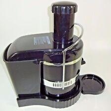Jack LaLanne Power Juicer Machine, Black Tristar Model CL-003AP - TESTED WORKING