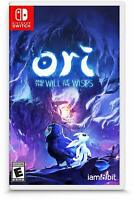 Ori and the Will of The Wisps Nintendo Switch Brand New