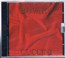 FRANCESCO GUCCINI SIGNORA BOVARY CD ITALY F.C. SIGILLATO!!!