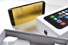 The Luxury 24k Gold Plated Apple iPhone 5s - 16GB  (Factory Unlocked)