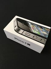 iPhone 4 Empty Box Only With Tray and Insert (Phone & Accessories not included)
