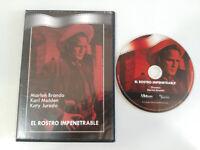 EL ROSTRO IMPENETRABLE DVD MARLON BRANDO ESPAÑOL ENGLISH