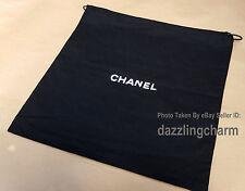 "Chanel XL Drawstring Dust Bag for Handbags 62 x 62cm / 24.5 x 24.5"" inches"