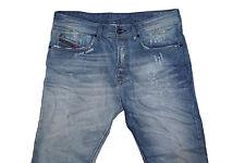 DIESEL BUSTER 0850Q Slim Tapered Jeans W32 L32 100% AUTENTICO