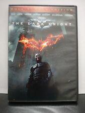 ** The Dark Knight (DVD) - Christian Bale - Heath Ledger - Morgan Freeman