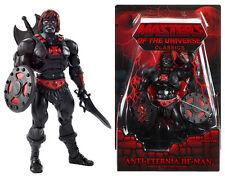 MASTERS OF THE UNIVERSE Classics ANTI-ETERNIA HE-MAN Motuc Mattel Exclusive Motu