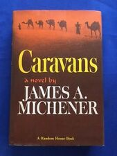 CARAVANS - FIRST EDITION BY JAMES A. MICHENER