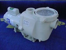 Pentair WhisperFlo 1 HP WFE-4 Full-Rated Inground Swimming Pool Pump 011513