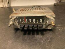 1963 Ford Fairlane radio