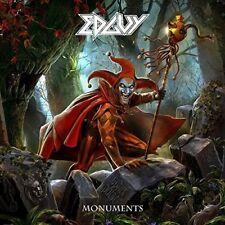 Edguy - Monuments [New Vinyl LP] Oversize Item Spilt , Boxed Set, UK - Import