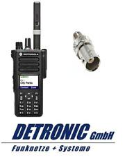 Motorola DMR Handfunkgerät DP4801e UHF 403-527Mhz GPS - SMA Antennenanschluß