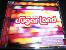Sugarland Enjoy The Ride (Australia Bonus Track With Bon Jovi) CD - Like New