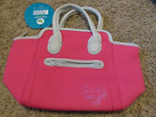 BYO Built Adela Lunch Bag hot pink new