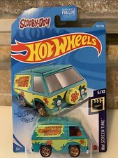 Hot Wheels - SCOOBY-Doo! - The Mystery Machine