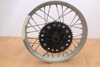 1987 YAMAHA YZ80 YZ 80 Rear Wheel Rim Hub Z Spoke 14 x 1.60