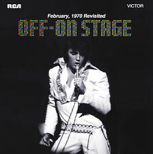 Elvis Collectors CD - FTD - ELVIS: Off – On Stage