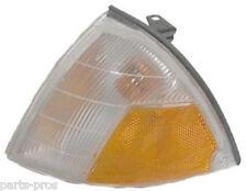 New Amber Replacement Corner Light Lamp LH / FOR 1989-93 GEO METRO