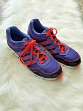 Adidas Women's Clima Cool purple pink athletic sneakers size 9.5 US
