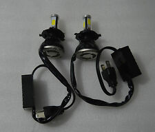 2 x bombillas LED H4 6000K 40W 4000LM 9V-36V lamparas faro Car Headlight Bulbs