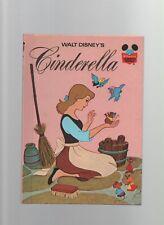 Cinderella - Walt Disney - HC - 1974 - Random House - 0394825527.
