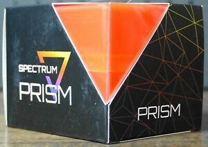 BCW Prism Deck Case (Infra Red) NEW