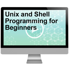Unix and Shell Programming for Beginners Video Training