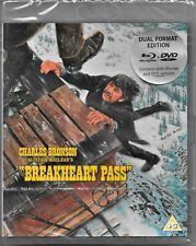 Breakheart Pass Eureka Classics Dual Format Blu-ray DVD