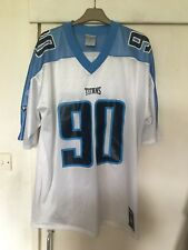 Tennessee Titans Jersey Reebok Large Kearse   On The Back