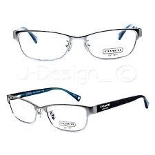 COACH HC5033 (Alyson) 9127 (Satin Silver) 51/16/135 Eyeglasses Rx Eyewear - New