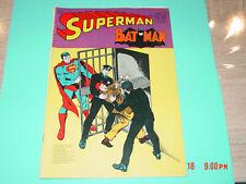 Superman Comicheft, Nr. 17 , von 1973, alt, selten !