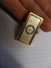 Ancienne montre femme vintage woman watch mecanique Design EDMA plaqué or