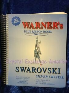 Swarovski Warner's Blue Ribbon Book on Swarovski Silver Crystal (1999 Ed)