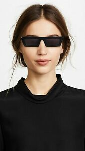 Karen Walker Shipwrecks 1801787 Women's Black Sunglasses