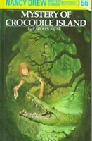 Mystery of Crocodile Island (Nancy Drew, No. 55) by Keene, Carolyn