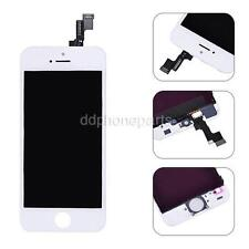 LCD Display Touch Screen Digitizer Assembly Bezel Frame Part For iPhone SE White