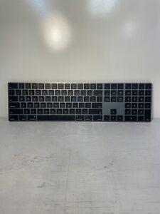 Apple Magic Keyboard Model A1843 Black