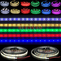 USA Bright 12V 5M 16.4ft 5050 5630 RGB White SMD 300 LED Flexible Strip light EK