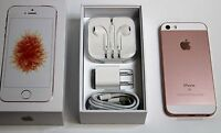 Apple iPhone SE 32GB Rose Gold (UNLOCKED) AT&T Smartphone LTE 4G New Other